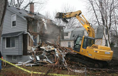 BUILDING & HOUSE REMOVAL SERVICE